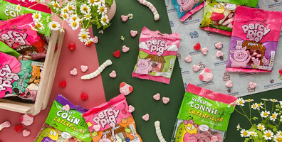 Marks & Spencer Percy Pigs lollies
