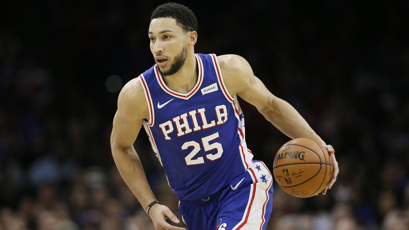 76ers Ben Simmons linked to blockbuster NBA trade