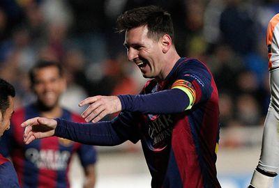 4. Lionel Messi (football) $95 million ($67m, $28m)