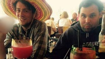 There has been an outpouring of messages on social media for the two childhood friends.
