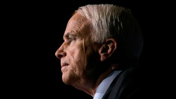 'A man of great courage': Leaders remember John McCain