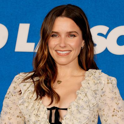 """Sophia Bush attends Apple's """"Ted Lasso"""" season two premiere at Pacific Design Center on July 15, 2021 in West Hollywood, California."""