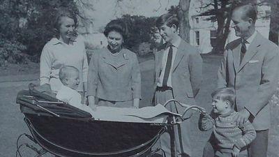 The royal family, 1965