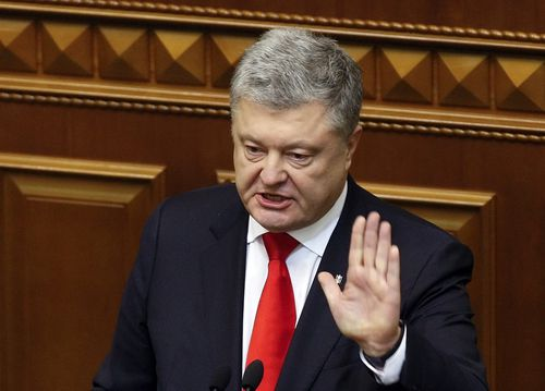 Ukraine's president Petro Poroshenko voted to impose martial law as response to growing aggression from Moscow.