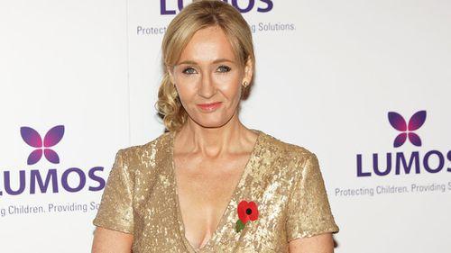 JK Rowling admits she was 'terrified' when she became rich