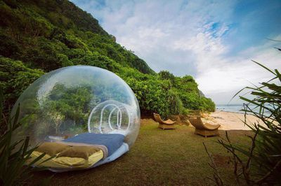 <strong>Bubble Hotel Bali</strong>