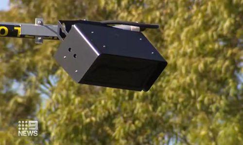 Mobile phone detection cameras