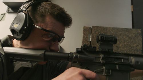 Jeff Bloovman, Gay firearms instructor and member of The Pink Pistols Philadelphia