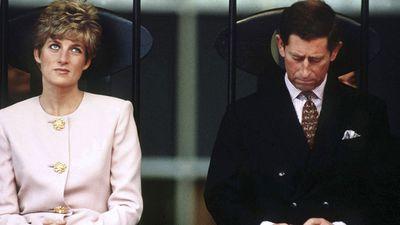 Prince Charles and Princess Diana's tumultous relationship
