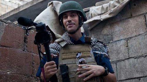 James Foley. (Facebook)