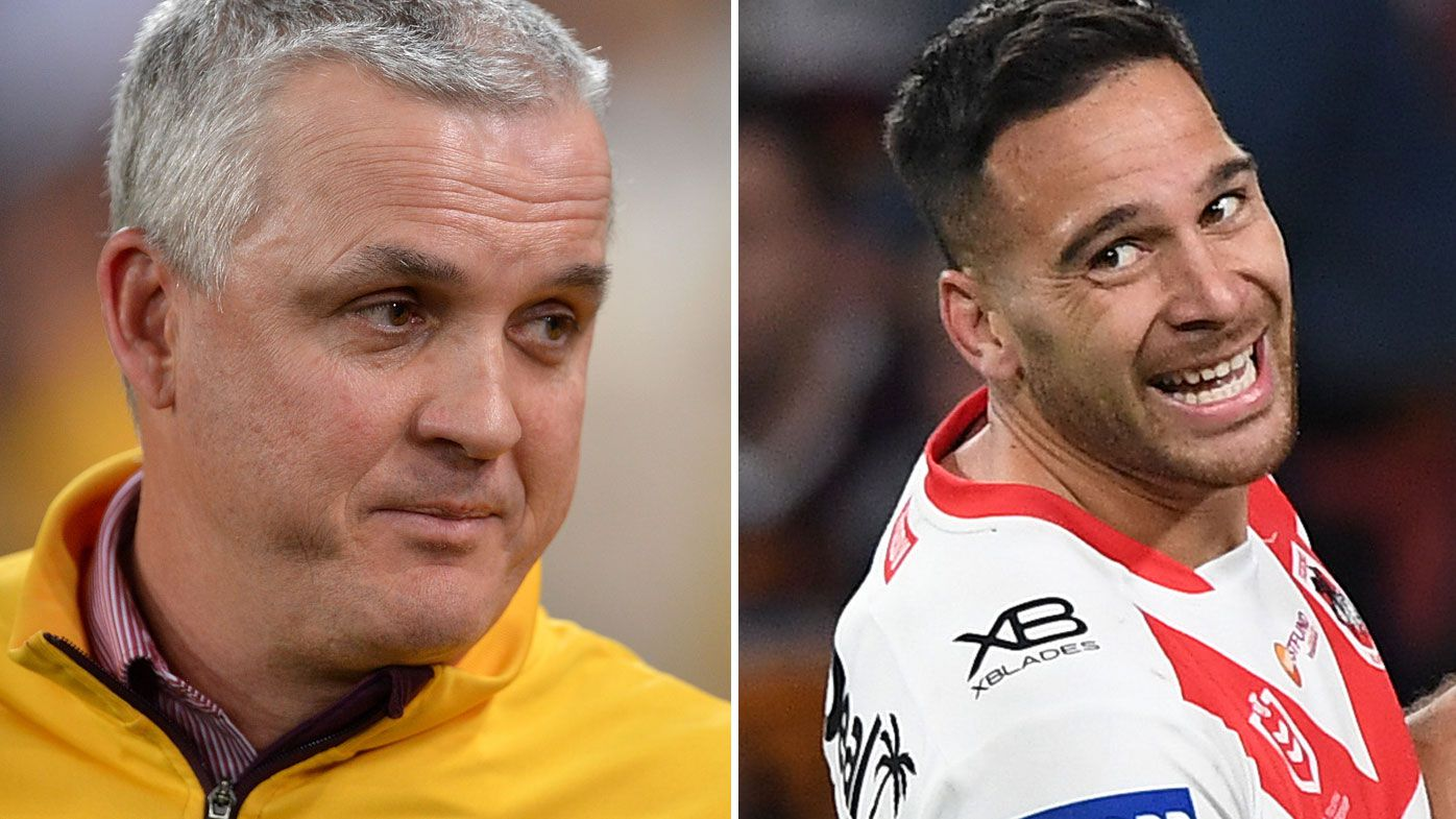 EXCLUSIVE: Relief for Corey Norman after discovering 'chilled' Anthony Griffin at Dragons