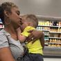 Stranger rescues exhausted mum from toddler's tantrum in Target