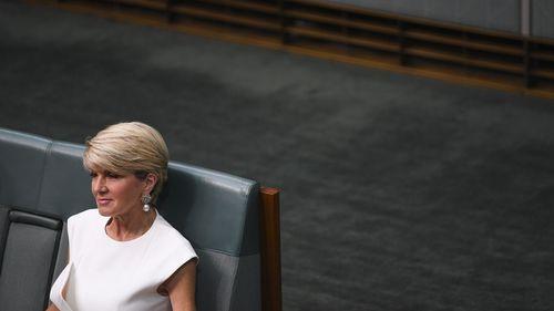 Julie Bishop got just 11 votes in the party room for her prime ministerial bid.