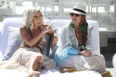 Braunwyn Windham-Burke, Kelly Dodd, Real Housewives of Orange County
