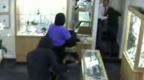 Despite Victoria Police saying they were 'making progress' in dismantling the Apex gang in May, crime - such as a jewellery store heist believed to have been conducted by members of the gang - continues. (Image: ACA)