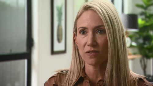 Tarah Hastie said she would welcome the opportunity to regrow her own breast tissue.