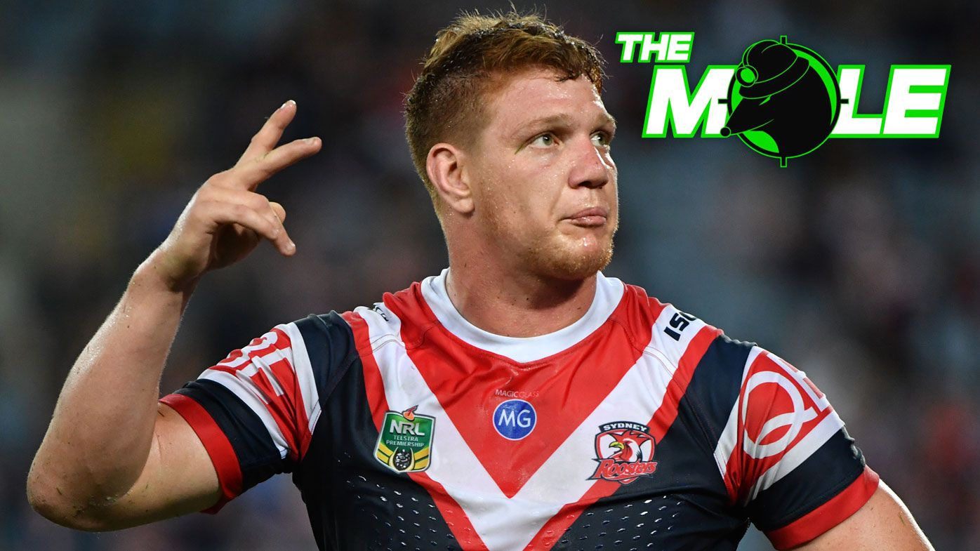 The Mole: Dylan Napa sex tapes filmed, leaked by former Roosters teammates
