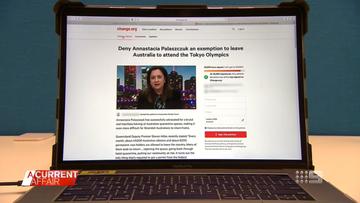 Petition calls to deny Annastacia Palaszczuk's Olympic bid
