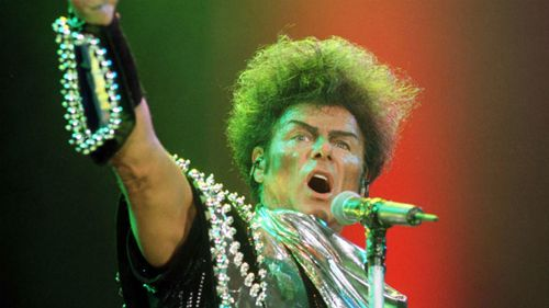 Glam rock singer Gary Glitter guilty of child sex offences