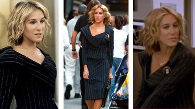 Carrie Bradshaw Vogue