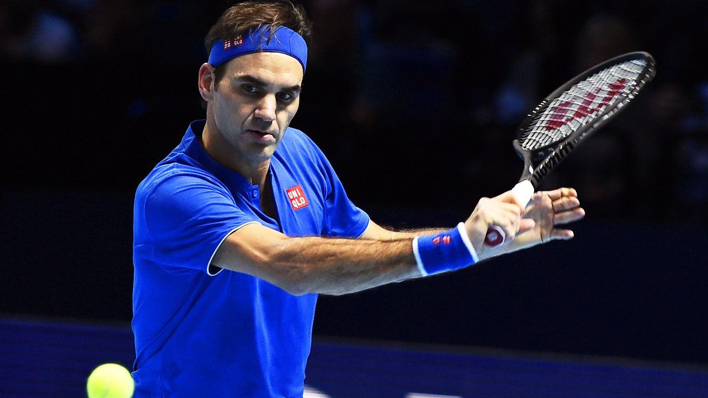 Federer boo