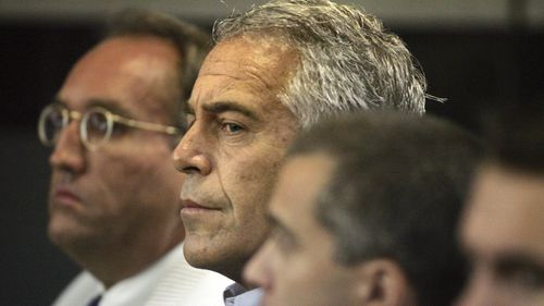 Jeffrey Epstein is accused of sex trafficking.