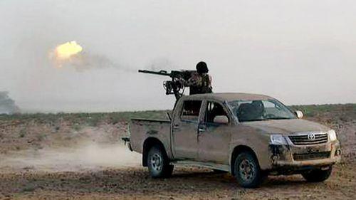 ISIL suicide bombing kills five Libyan militia members