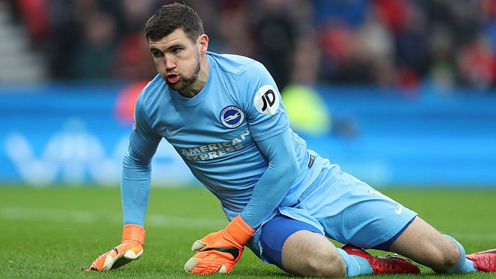 Ryan the Brighton hero after penalty save