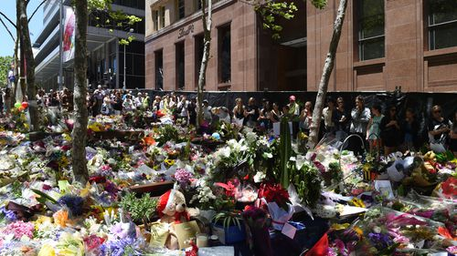 Lindt Café siege victim, Tori Johnso, was also awarded the Star of Courage