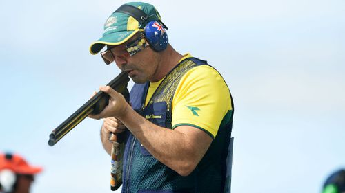 Olympic gold medallist Michael Diamond has allegedly been caught drink driving. (AAP)