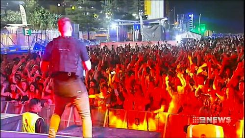 Schoolies have been given a pass mark by police, despite arrests.