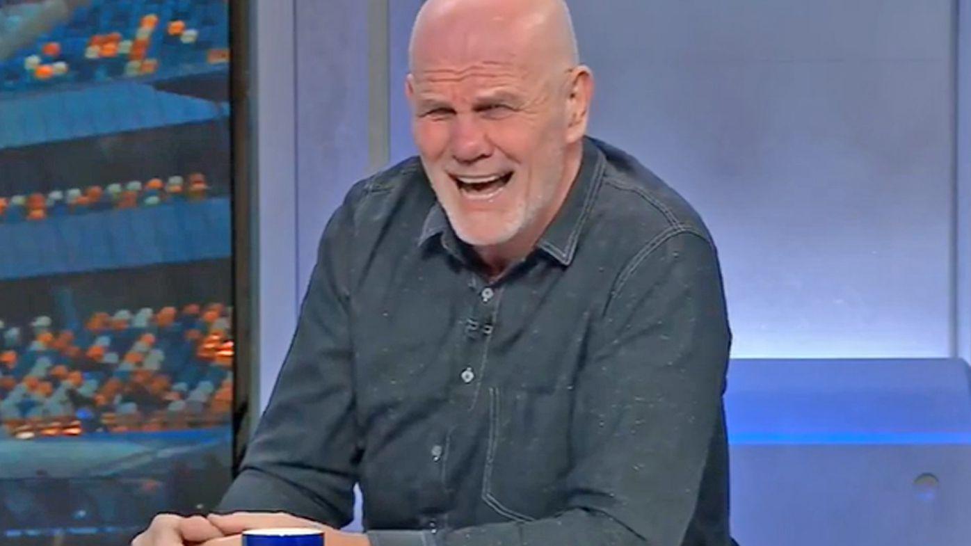 Peter FitzSimons on Sports Sunday