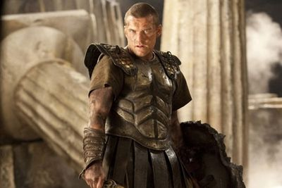 Sam is the current box-office action king as Perseus in the <i>Titans</i> films. Both him and Russ manage to bring gravitas and brute masculinity even while wearing a skirt.