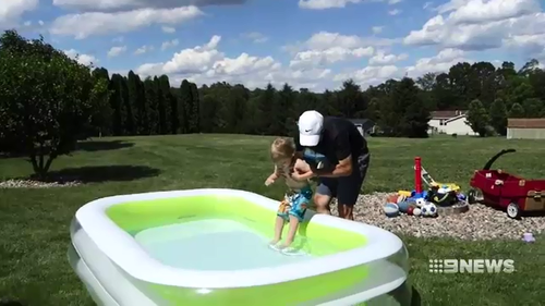 Any pool deeper than 30 centimetres needs to have safety measures in place.