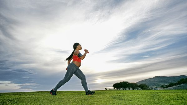 Exercise can ease a variety of ailments related to having a bun in the oven. Image: Getty.