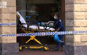 Man arrested after building manager stabbed to death in Sydney