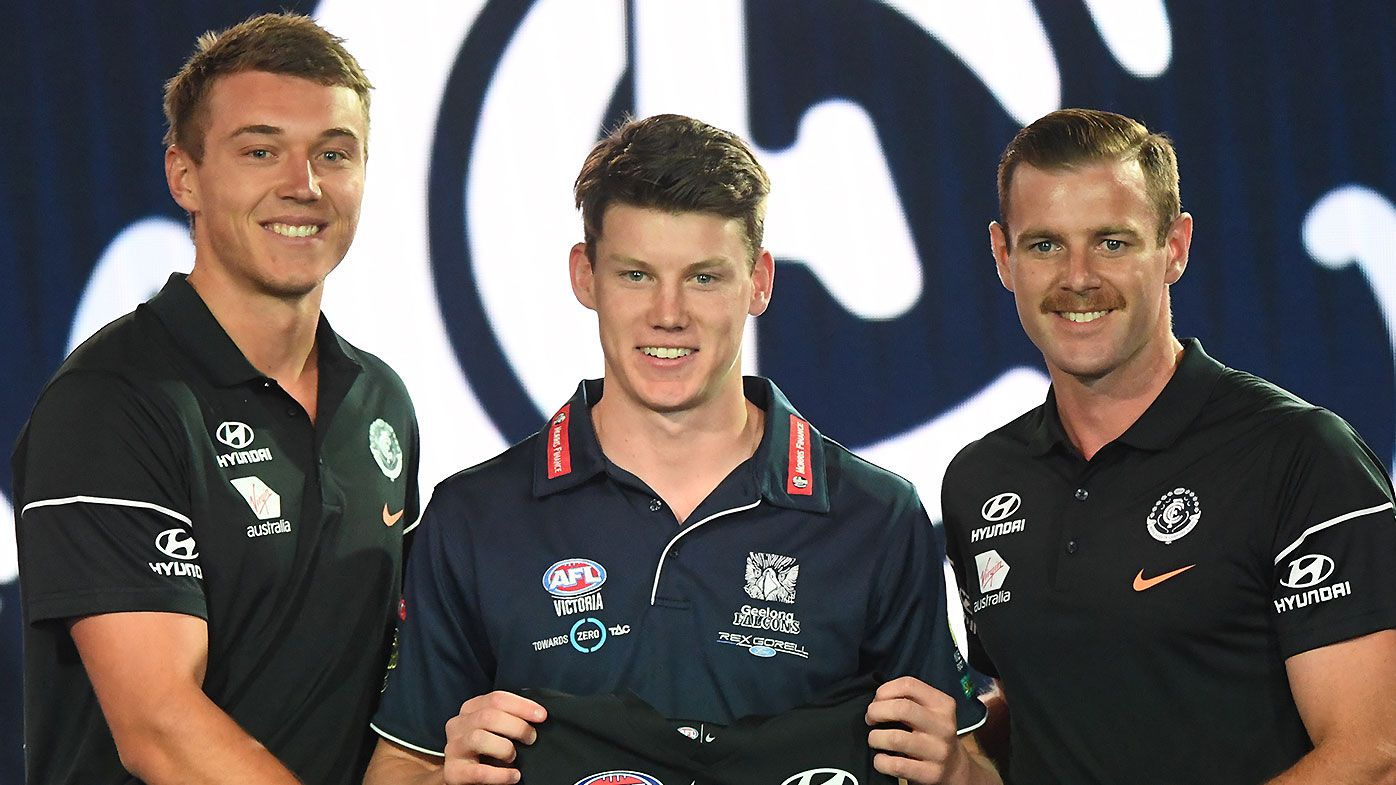2018 AFL Draft: Who your club picked in this year's national draft