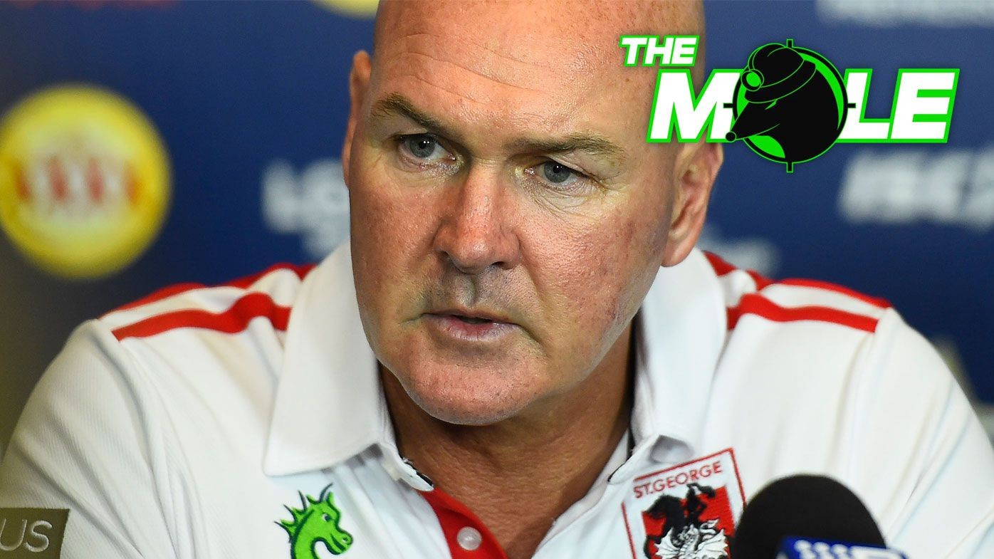 The Mole: Dragons miss out on signing Bulldogs enforcer