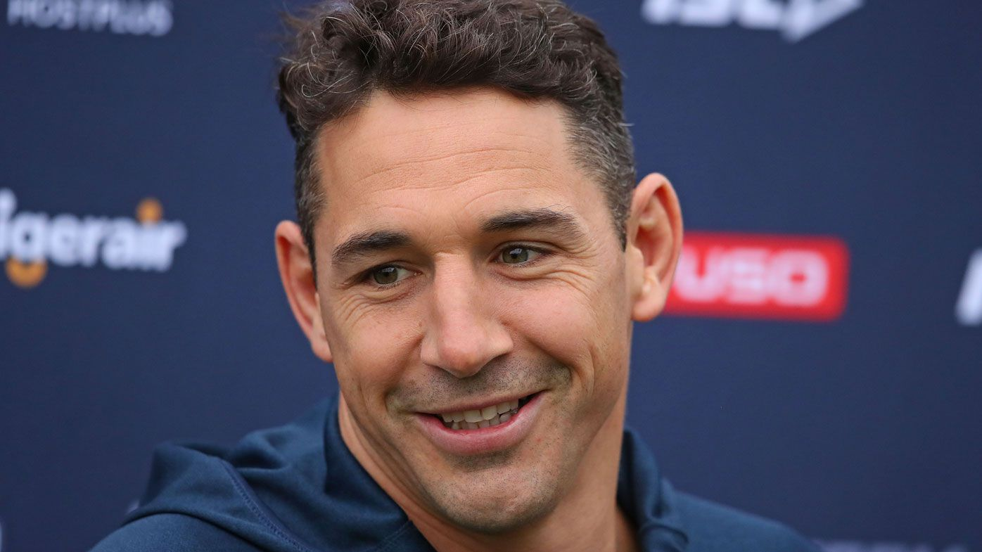 Billy Slater hasn't thought about Queensland captaincy following retirement of Cameron Smith