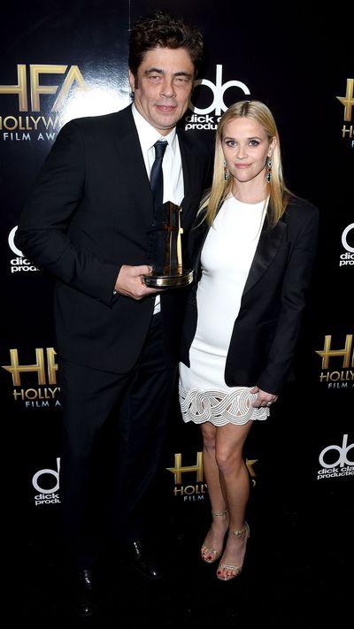 Benicio Del Toro and Reese Witherspoon