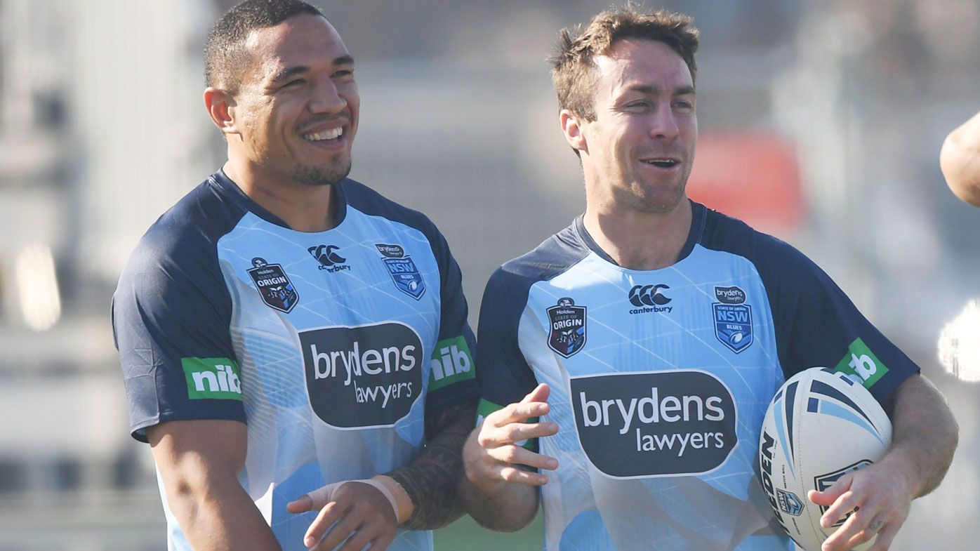 State of Origin: Who is rooming with who in the NSW Blues camp
