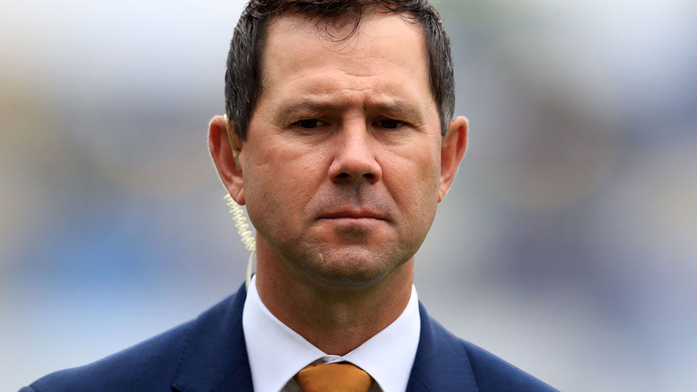 Former Australian cricket captain Ricky Ponting