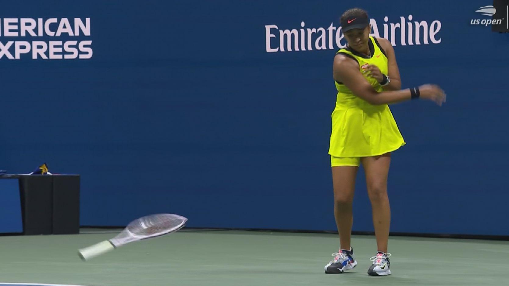 Teenage sensation Leylah Fernandez shocks frustrated Naomi Osaka in US Open upset