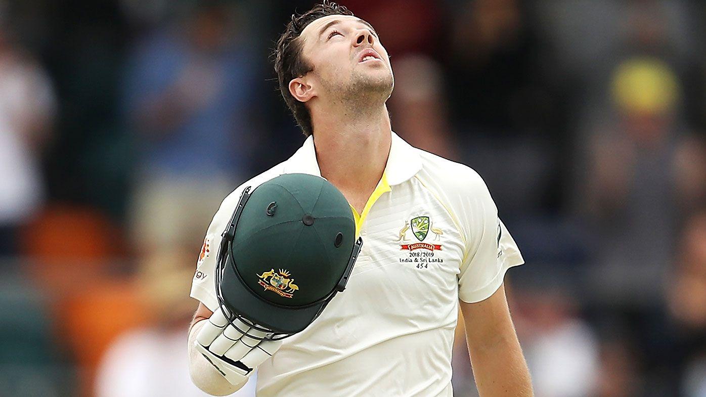 Travis Head's dedication to Phillip Hughes after maiden Test century