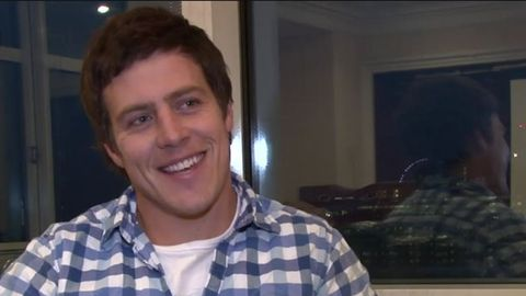 Watch: <i>Home and Away</i>'s Steve Peacocke talks about