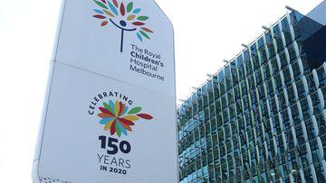 The Royal Children's Hospital in Melbourne, Australia.