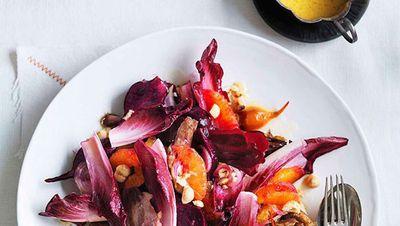 "<a href=""http://kitchen.nine.com.au/2016/05/13/13/58/duck-orange-and-beetroot-salad"" target=""_top"">Duck, orange and beetroot salad<br /> </a>"