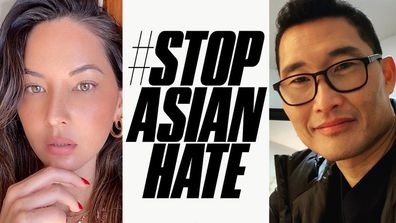 Anti-Asian hate protests