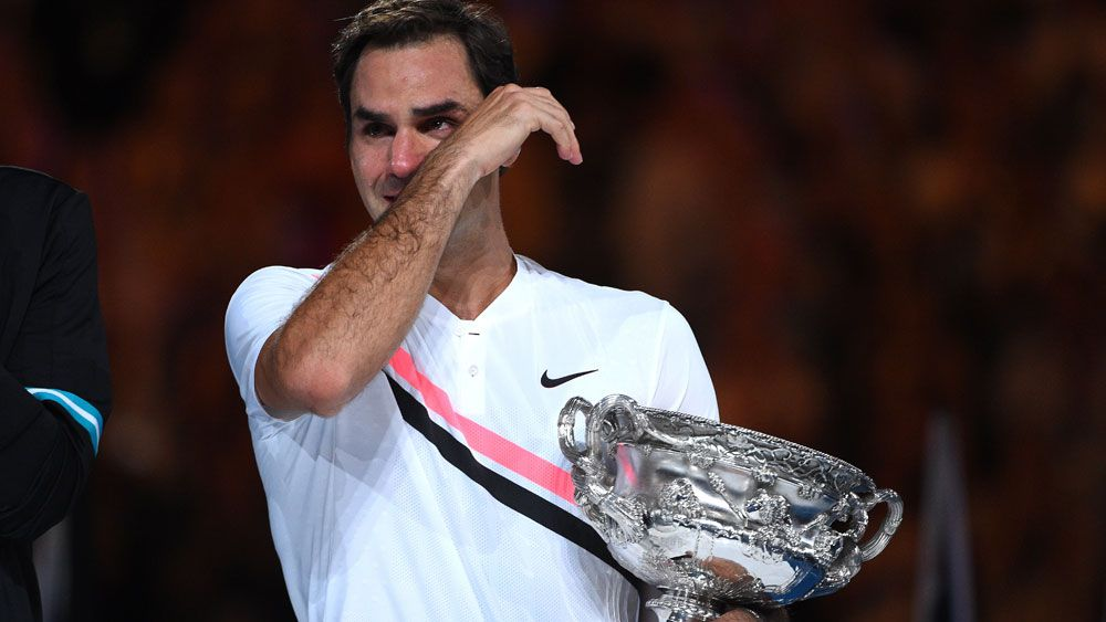 Great slammed for backing Federer favours
