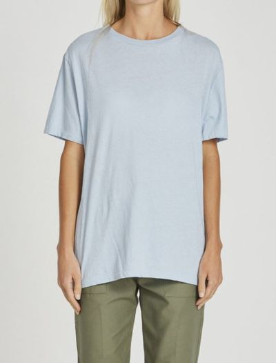 "<p>The classic tee - Bassike&nbsp;</p> <p>The T-shirt is the ultimate wardrobe staple, along with blue jeans and underwear.<br /> <br /> Since evolving from men&rsquo;s undershirts, the humble piece of cotton has become the ultimate expression of simplicity in crisp white or an over-the-top advertisement for luxury, emblazoned with a logo (hello Gucci).<br /> <br /> Along with Hollywood stars, deadly snakes and bigoted politicians, Australia is a world leader when it comes to creating the perfect T-shirt.<br /> <br /> So throw out your well-worn pieces, stretched two sizes too big or with unsightly armpit stains. Here is our pick of homegrown favourites.</p> <p><a href=""https://www.bassike.com/classic-vintage-t-shirt-ss17wjt101-pob"" target=""_blank"">Bassike Classic Vintage t-shirt</a>, $95</p>"